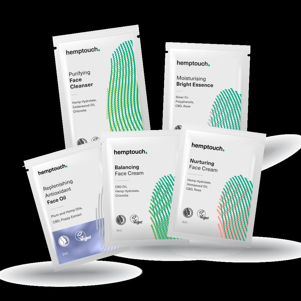 Sample Kit for face care