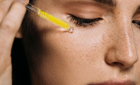 Replenishing Antioxidant Face Oil