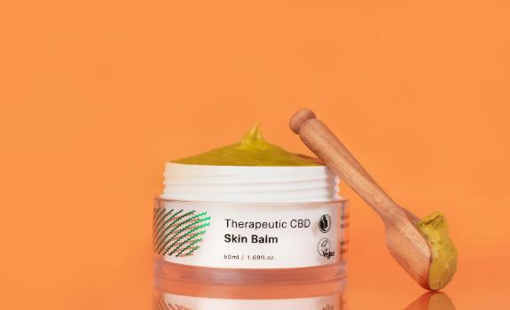 Therapeutic CBD balm