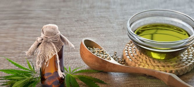 Why skin loves Cannabis Sativa oil?