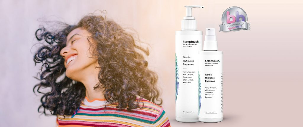 Hydrolate Shampoo - Number 1 according to British haircare experts