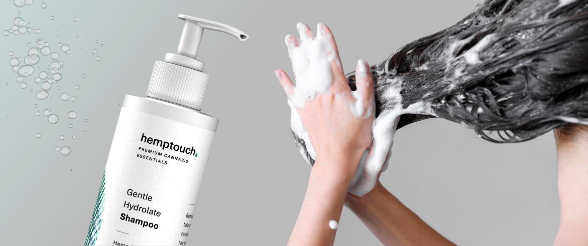 hydrolate shampoo